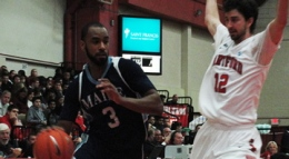 Eritrean-Germans playing their College Basketball in the USA.