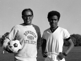 An Athlete, a student, a freedom fighter, an Eritrean diplomat.